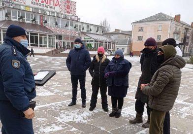 На Первомайщині дільничні офіцери поліції розпочали звітувати перед громадою про проведену протягом року роботу
